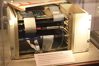 Cisco Systems - Cisco's first router, the Advanced Gateway Server (AGS) router (1986)