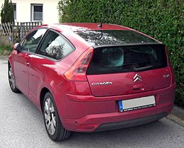 Citroen C4 Coupé rear.jpg