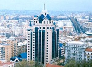 Ukrainian Exchange - Image: City Horizon Tower