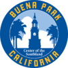 Official logo of Buena Park, California