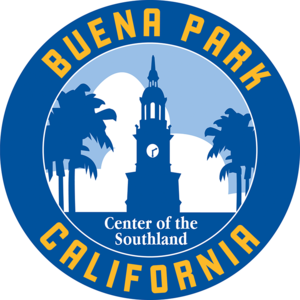Buena Park, California - Image: City logo of the City of Buena Park, California