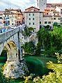 Cividale del Friuli Teufelsbrücke & Altstadt 2.JPG