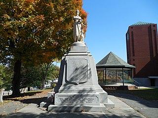 St. Johnsbury Historic District United States historic place