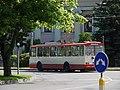 Classic Electric Bus in Vilnius (4677254523).jpg