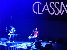 Classixx performing in 2013