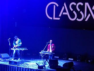 Classixx - Classixx performing in 2013