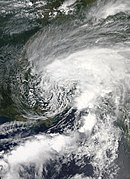 Imagine de satelit.