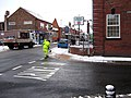 Clearing the pavements - geograph.org.uk - 2197111.jpg