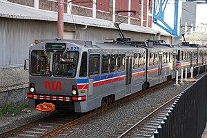 Cleveland August 2015 28 (RTA Green Line).jpg