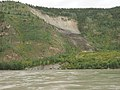 Cliff Fall, Dawson City (15364479101).jpg