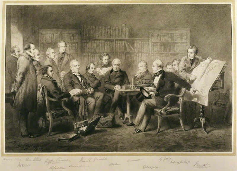 Coalition Ministry of 1854