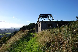 Port Talbot - Margam Coast Defence Radar Station