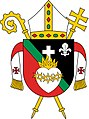 Coat of arms of Archdiocese of Rabaul.jpg