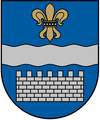 Coat of arms of دوجافبلس Daugavpils