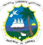 Coat of arms of Liberia.svg