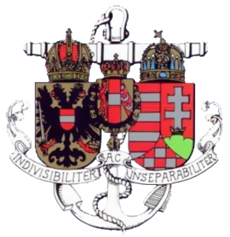 Austro-Hungarian Navy - Coat of arms of the Austro-Hungarian Navy