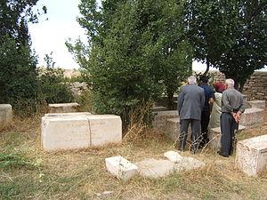 Joseph Cochran - Seer cemetery