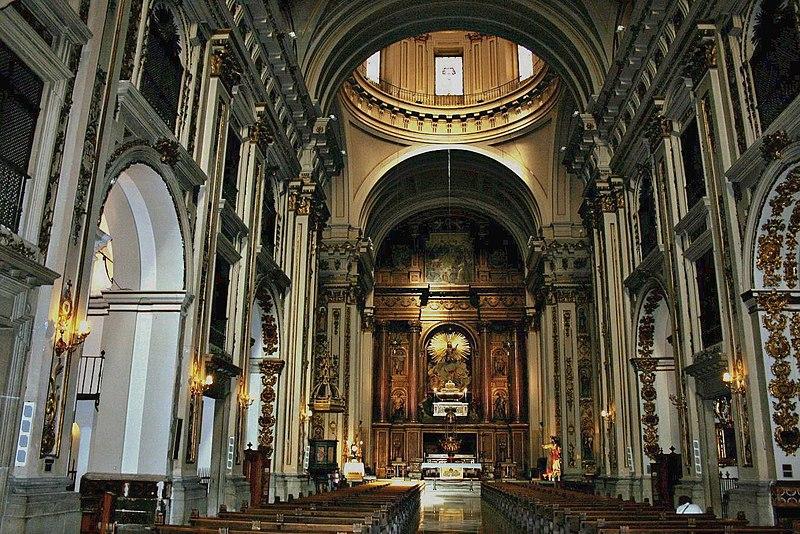 Archivo:Colegiata de San Isidro (Madrid) 09.jpg