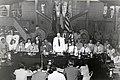 Collectie NMvWereldculturen, TM-60042227, Foto- Delegaties van het Koninkrijk, de Republiek en de Comissie van de Goede Diensten , maandag 8 Dec. 1947.jpg