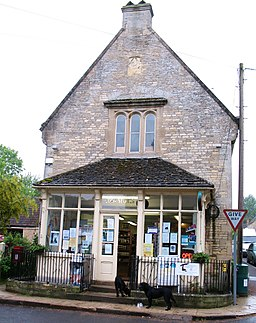 Coln Stores, Coln St Aldwyns - geograph.org.uk - 1898189