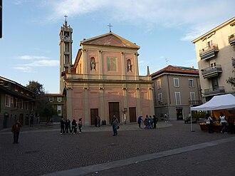 Cologno Monzese - Image: Cologno Monzese piazza
