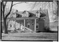 Colonel Peter Van Vrooman House, Schoharie, Schoharie County, NY HABS NY,48-SCHO,8-1.tif