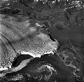 Columbia Glacier, Calving Terminus, Heather Island, July 30, 1976 (GLACIERS 1290).jpg