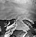 Columbia Glacier, Valley Glacier and Calving Distributary, November 8, 1977 (GLACIERS 1316).jpg