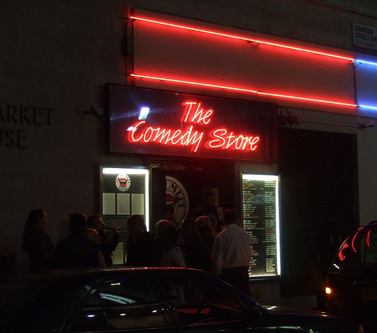 Comedy: The Comedy Store (London)
