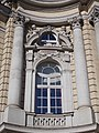Comedy Theatre. Listed -8361. Detail. - Budapest.JPG
