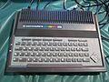 Commodore 116 computer at Play Expo 2013.JPG