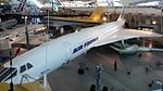 Concorde Air France at the National Air and Space Museum.jpg