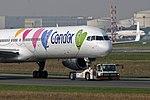 """Condor Boeing 757-330 D-ABON """"Wir lieben Fliegen"""" (23632975120).jpg"""