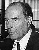 François Mitterrand: Alter & Geburtstag