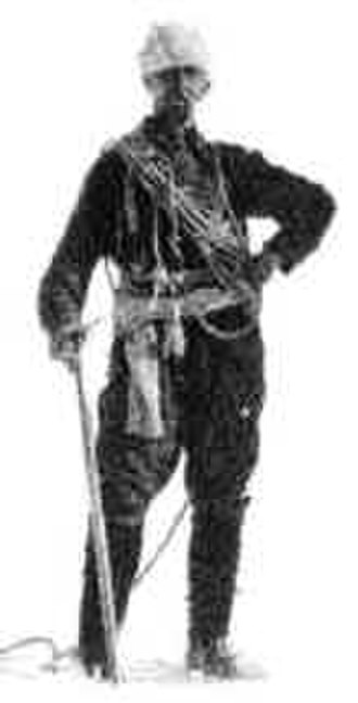 Conrad Kain - Conrad Kain (about 1910)