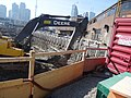Construction vehicle north of Queen's Quay, 2015 09 23 (6).JPG - panoramio.jpg