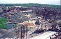 Convention Centre Complex Under Construction - Science City - Calcutta 1994-09-26 441.JPG