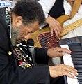 Cornbread Harris playing the piano (crop).jpg