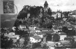 Cornillon-en-Trièves in 1911