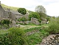 Cottages by the beck, Thwaite - geograph.org.uk - 815890.jpg