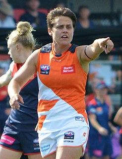 Courtney Gum Australian rules footballer