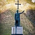 Covadonga, conjunto paisajístico, Pelayo (cropped).jpg