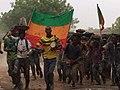 Crépissage de la mosqué de Djenné.jpg
