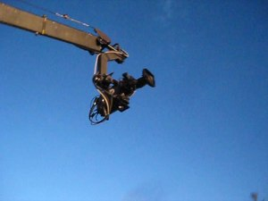 Fil:Crane Camera, Gothenburg 2012.ogv