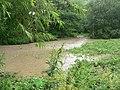 Crane Moor Dike in Flood - June 2007 - geograph.org.uk - 907493.jpg