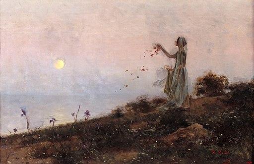 Crepuscle - Joan Brull i Vinyoles (1863-1912)