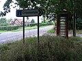 Cripplestyle, phone box and crossroads - geograph.org.uk - 944224.jpg