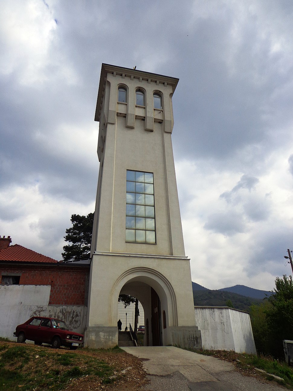 Crkva Sv. Nikole, Vranje2