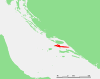 Lega otoka