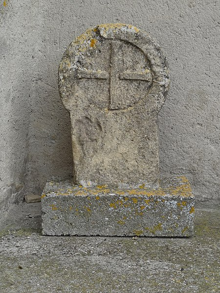 Croix de Cimetière d'Airoux
